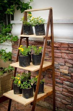 Exceptional HOW TO BUILD LADDER SHELVES * Storage Solutions Are Sprouting Everywhere. Ladder  Shelves Makes