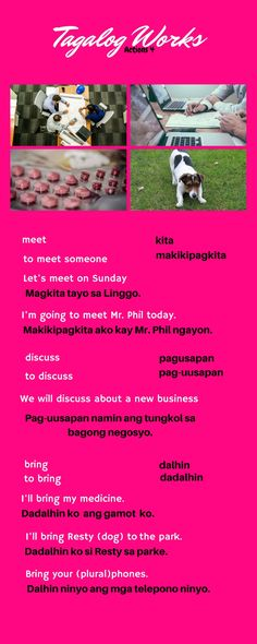 learn Tagalog speak Tagalog Filipino learn Filipino Philippines How to Tips lesson 2018 new learn tagalog fast learn tagalog for beginners Tagalog Words, Meeting Someone, Filipino, Philippines, It Works, Let It Be, Learning, Tips, Languages