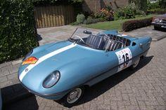 Goggomobil Buckle Dart 400 1959 (4911)   Flickr - Photo Sharing!