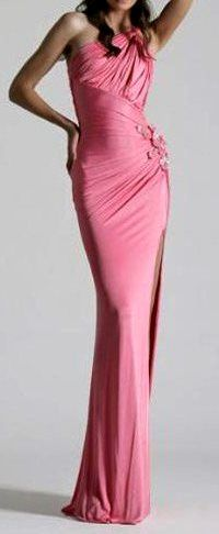 Zuhair Murad cruise 2011 | pink | evening gown | high fashion