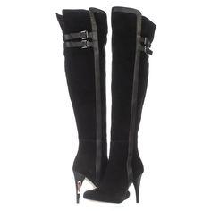 5f09747ef76 MICHAEL Michael Kors Delaney Thigh High Heeled Dress Boots