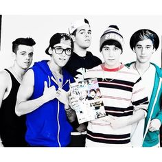 It's about time for a Janoskians board, I suppose
