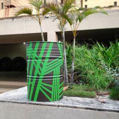 Modelo Trama  . Para conhecer outros modelos acesse toneo.com.br (link no perfil) ou http://ift.tt/1Ov7UxN . # #sustainability #sustentabilidade #reuse #tonel #tambor #toneldecorativo #tambordecorativo #custom #stencil #patio #varandagourmet #varanda #jardim #cafebar #coffeebar #oildrum #interiordesign #decor #homedecor #instahome #homedesign #design #architecture #arquitetura #designdeinteriores #industrialdecor #decoração #archilovers #archidaily by _toneo_ http://ift.tt/1NR8qGf