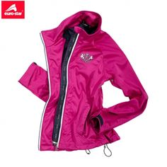 Euro-Star Keira Jacket, £109.99. Add a brightening touch of hot pink softshell to overcast summer days