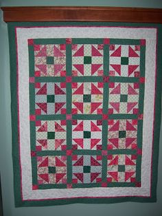 Quilting on Main Street: Seven Ways To Name Your Quilt