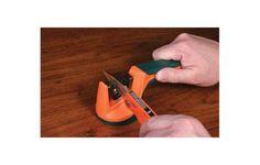 AccuSharp Pull-through Blade Sharpener, Orange Green - Endless Box - 1
