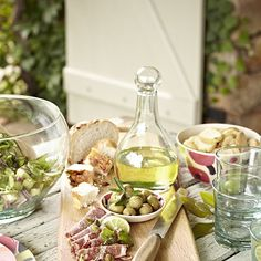 LSA's Firo range is characterised by elegant yet understated shapes, making it perfect for everyday dining. Recycled Glass, Recycling, Table Decorations, Dining, Vinegar, Range, Oil, Luxury, Bottle