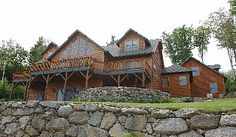 Luxury Lodge Overlooking Lake Winnipesaukee- Booking now for 2013