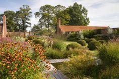 Bildergebnis für garden in Herefordshire by Tom Stuart Smith Water Wise Landscaping, Garden Landscaping, Garden Pool, Garden Art, Back Gardens, Outdoor Gardens, Plant Design, Garden Design, Landscape Architecture