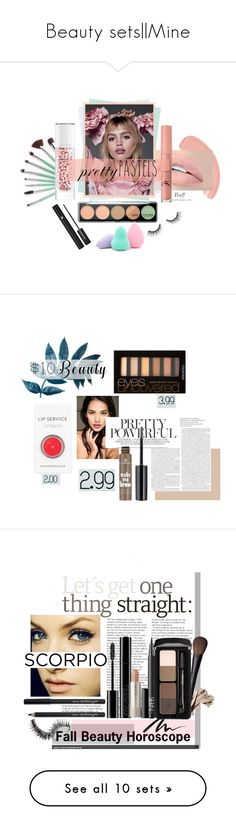 """""""Beauty sets