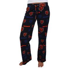 Chicago Bears Women's Navy Blue Insider Pants