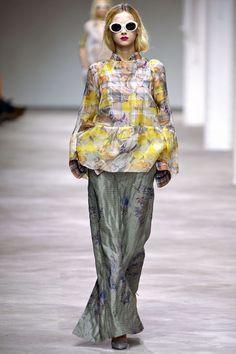 Dries Van Noten, Spring 2013 Ready-To-Wear