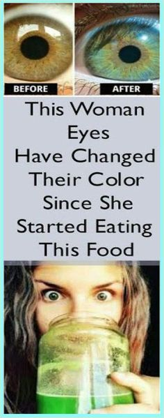 THIS WOMAN EYES HAVE CHANGED THEIR COLOR SINCE SHE STARTED EATING THIS FOOD Dark Green Eyes, Health Planner, Fitness Planner, Health Facts, Oral Health, Gut Health, Health Fitness, Fitness Tips, Mental Health