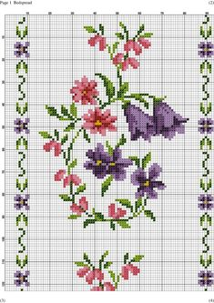 This Pin was discovered by HUZ Tiny Cross Stitch, Cross Stitch Bookmarks, Cross Stitch Borders, Cross Stitch Flowers, Cross Stitch Designs, Cross Stitching, Cross Stitch Embroidery, Hand Embroidery, Cross Stitch Patterns