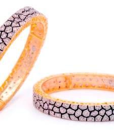 Buy Black Zircon bangles-and-bracelets bangles-and-bracelet online
