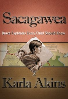 Sacagawea is a historical novel with a twist. It is an interactive ebook for kids ages 10 and up, with embedded links that readers can click in order to gain a deeper understanding of the life and times of one of America's most honored women.