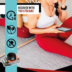 YOU StreamZ bands introduce a new technique to magnetic therapy; a complimentary class1 medical device. Used by athletes for improved recovery times and rehabilitation, aches and pains, and as part of their daily routine with fitness and workouts in the gym. Also widely used by the elderly and treat conditions such as arthritis, migraines, injuries and general aches and pains. LEARN MORE TODAY. Swollen Knee, Leg Cramps, Natural Pain Relief, Alternative Therapies, Migraine, Fibromyalgia, Arthritis, Back Pain, Athletes