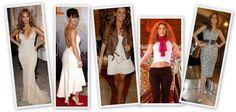 How to Dress Your Pear Body Shape. Some famous pears: Beyonce, Jennifer Love-Hewitt, Shakira, Jennifer Lopez, Rihanna, Kim Kardashian, Leona Lewis Source: http://www.thechicfashionista.com/pear-body-shape.html#