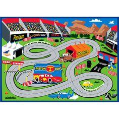 Disney - Cars Play Rug