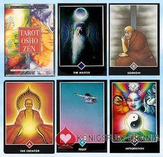 Osho Zen Tarot - Karten