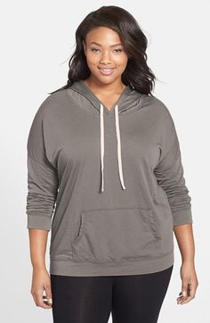 Make + Model Lounge Hoodie (Plus Size)
