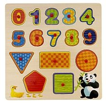 """Imaginarium Shapes Puzzle - Numbers and Shapes - Toys R Us - Toys """"R"""" Us Kids Store, Toy Store, Birthday Presents, Birthday Parties, Toys R Us Canada, Shape Puzzles, All Toys, Baby Items, First Birthdays"""