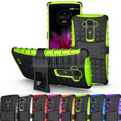 >> Click to Buy << Case For LG G Flex 2 H955 LS996 H950 Hybrid Kickstand Rugged Armor Case Impact Hard Cover Skin (Not for LG G FLEX F340 D958) #Affiliate