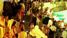 http://www.FashionTV.com/videos | I LOVE FashionTV | SARDINIA - DeGrisogono jewelry owner Fawaz Gruosi is celebrating his birthday at the Billionaire Club in Porto Cervo, an Italian seaside resort in northern Sardinia. FashionTV brings you the hottest parties and the best DJs in the world! See more Fashion TV at http://www.FashionTV.com