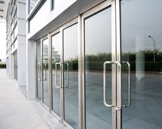 Commercial door installers can help give your commercial building just the perfect first hand impression you're trying to make with the people visiting for important meetings, or whatever their purpose is.