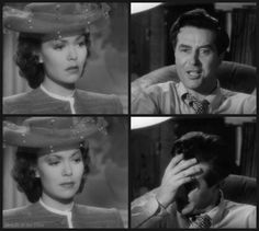 The Lost Weekend: Ray Milland and Jane Wyman