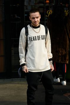 Liam Payne out & about in New York City