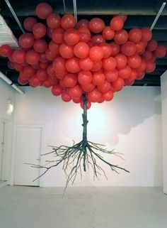L'arbre rouge Omg this is amazing *o*