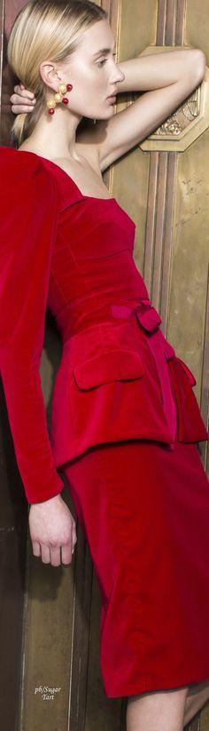 Trending 2018 Fashion - We've got for Velvet Fashion, Red Fashion, Holiday Fashion, High Fashion, Fashion Trends, Fashion 2018, Vintage Fashion, Women's Dresses, Luxury Lifestyle Fashion