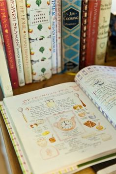 A Little Susan Branch Reading to get thru the Day! Photography by Tiffany Kirchner-Dixon Branch Art, Vintage Cookbooks, Illustrations, Book Nooks, Vintage Recipes, I Love Books, Country Life, Country Living, Book Lovers