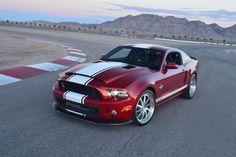 Shelby mostra Mustang 2013 Super Snake Notícias Pré-estreia