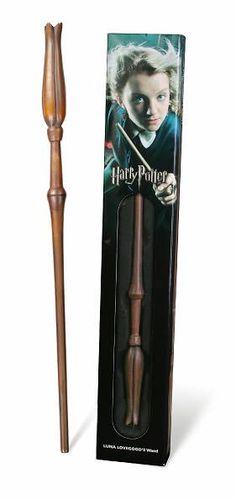 Harry Potter Character Wand - Luna Lovegood