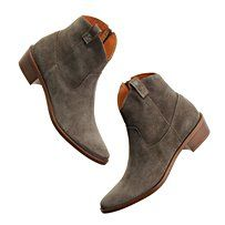 The Barnwood Boot...I'd love these on a slouchy day, especially if it is raining!