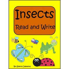 Insects Read and Write (Close Reading)
