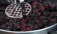 DIY - Basic Blackberry Jam Recipe