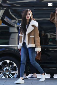 Chic Outfit Ideas From Blackpink Airport Style Celebrity Fashion Outfits, Blackpink Fashion, Korean Fashion, Celebrity Style, Fashion Ideas, Blackpink Jisoo, Kpop Mode, Early 2000s Fashion, Airport Style