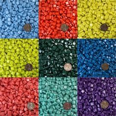 8mm recycled glass mosaic tile Morjo brand