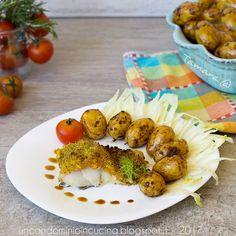 Mi sono innamorata delle patate al vincotto che la Credenza porta in giro per l'Italia con il suo bancone su ruote, l'anno scorso, a...
