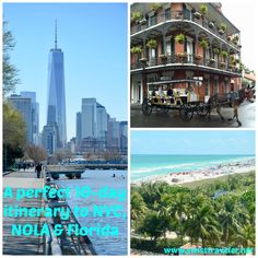 Top hotels & restaurants in NYC, NOLA, Florida's Panhandle, Saint Augustine and Miami Nyc Hotels, Nyc Restaurants, Best Hotels, South Beach, Miami Beach, First Class Hotel, Bourbon Street, Walking Tour, Luxury Travel