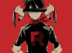 Red, Team Rocket
