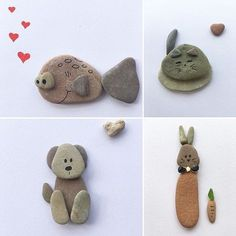 How lovable and cute are these little animals. I simply love developing with new designs in these Frameable greeting playing cards. Keep watch over my web page for extra lovely designs. To order simply Pebble Painting, Pebble Art, Stone Painting, Stone Crafts, Rock Crafts, Arts And Crafts, Pebble Pictures, Stone Pictures, Pebble Stone