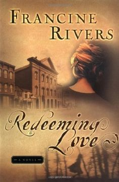Redeeming Love...I had to crock pot for three days so that i could finish this book