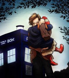 Corollary to the Eleventh Hour, mk II from infiniteviking on deviantART God I miss 11... ;-; he was my Doctor..