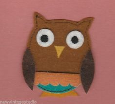 Adorable-PAPYRUS-OWL-Blank-Inside-Note-Cards-7-Cards-Envelopes-Plus-Gold-Seals
