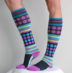 I so want these running compression socks