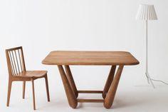 Preparamos uma lista com mesas de jantar que caem bem em ambientes enxutos